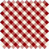 Country checked pattern Stock Image