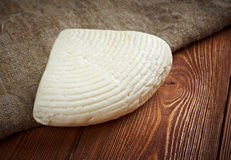 Country  cheese Royalty Free Stock Image