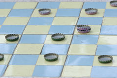 Country chess Royalty Free Stock Photography