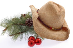 Country Christmas Royalty Free Stock Photos