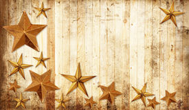 Free Country Christmas Stars Stock Images - 21964914