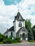 Country church Royalty Free Stock Images