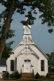 Country Church Stock Image