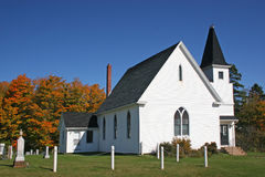 Country Church II Royalty Free Stock Photo