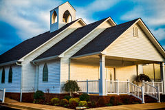 Country Church 2 Royalty Free Stock Image