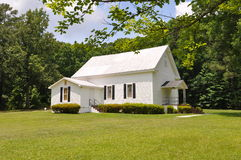 Country Church in North Carolina. A country church in rural North Carolina Stock Images