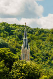 Country Church Steeple Royalty Free Stock Photos