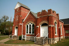 Country Church in Tennessee Royalty Free Stock Image