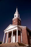 Country Church in Tennessee Stock Photo