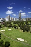 Country Club Hawaii Royalty Free Stock Images
