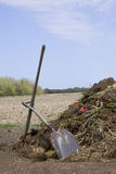 Country Compost Royalty Free Stock Photography