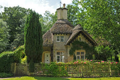 Country cottage Royalty Free Stock Images