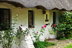 A country cottage Royalty Free Stock Image