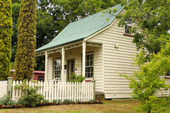 Country Cottage. Form the pass Royalty Free Stock Photo