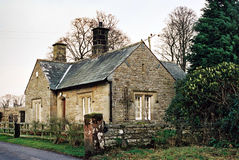 Country Cottage. A country cottage in cumbria, England, UK Stock Image
