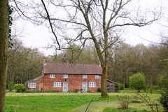Country Cottage. Royalty Free Stock Photo