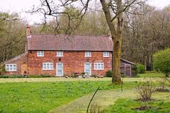 Country Cottage. Stock Image