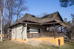Country cottage Stock Photography