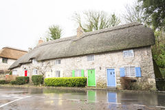 Country cottages Stock Images