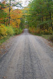 Country Dirt Road Royalty Free Stock Photography