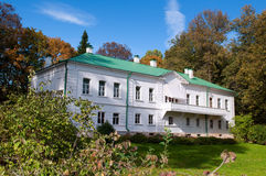 Country Estate at Yasnaya Polyana Royalty Free Stock Photography