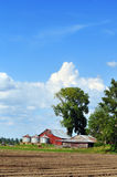 Country Farm Royalty Free Stock Images
