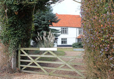 Country Farmhouse Stock Images