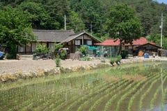 Country farmhouse Stock Photos
