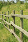 Country Fence stock image