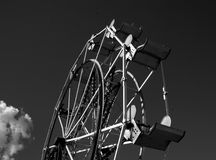 Country Ferris Wheel Royalty Free Stock Image