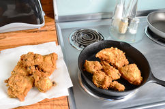 Country Fried Chicken Stock Images
