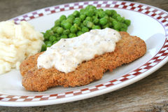Country Fried Steak Stock Images