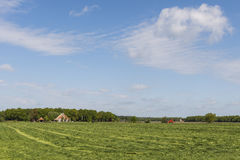 Country of Friesland, Lemmer Stock Images