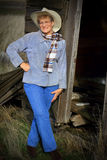 Country Gal Royalty Free Stock Photography