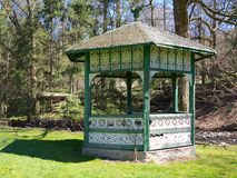Country Gazebo Royalty Free Stock Photos
