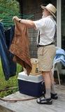 Country gentleman. Stock Photo