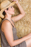 Country Girl Stock Photography