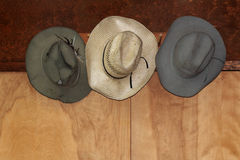 Country Hat Decor Royalty Free Stock Photo