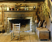 Country Hearth Royalty Free Stock Image