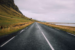 Country highway Royalty Free Stock Images