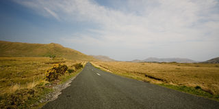 Country Highway Stock Image