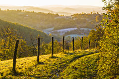 Country hills Royalty Free Stock Photography