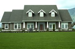 Country Home Royalty Free Stock Photography