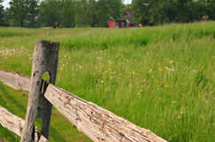 Country Home. Countryside home Royalty Free Stock Images