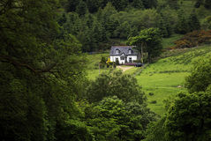 Country Home Stock Photography