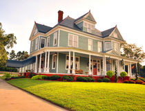 Country house Stock Photos