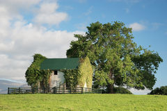 Country house Stock Image