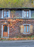 Country house, Ardens, Wallonia, Belgium Royalty Free Stock Image