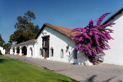 Country House in Chile Stock Images
