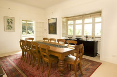 Free Country House Dining Room Stock Photos - 12209913